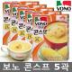 보노스프 3개입 5곽+머그컵/카레/죽/치즈/간식/즉석 상품이미지