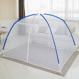 사각화이바모기장(5~6인용)(180X200Cm) 해충방지 침대