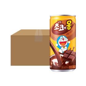 초코에몽 초콜릿 드링크 175ml 30캔