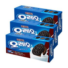 오레오 초코크림 샌드 쿠키300g x3개