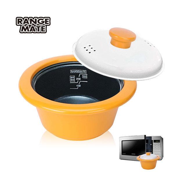 렌지메이트 프로2 (미니쿠커단품) 전자렌지밥짓기 상품이미지