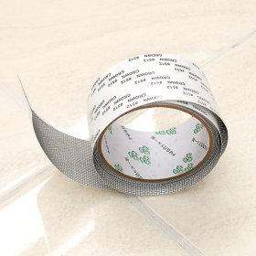 방충망보수테이프롤타입1개(50mmX2M) DIY방충망 모기