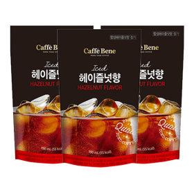 카페베네 아이스 헤이즐넛 190mlx20팩/칸타타/아이스
