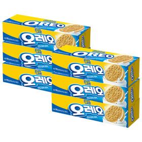 오레오 골든 샌드 쿠키 100g x 6개