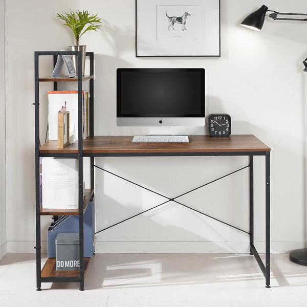 로이 책상 컴퓨터책상 사무용책상 서재책상 테이블 상품이미지