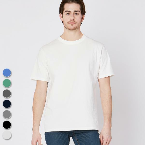 베이직 라운드 반팔 티셔츠 8컬러 무료배송 상품이미지