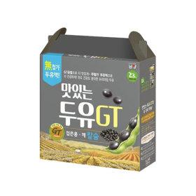 맛있는 두유 GT 검은콩깨칼슘 190ml 64입