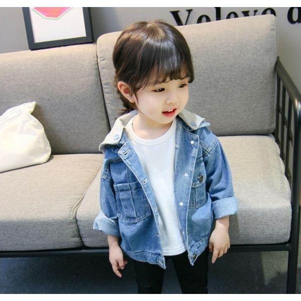 아동의류 아동옷 청자켓 자켓 아동복 유아복 유아옷 상품이미지