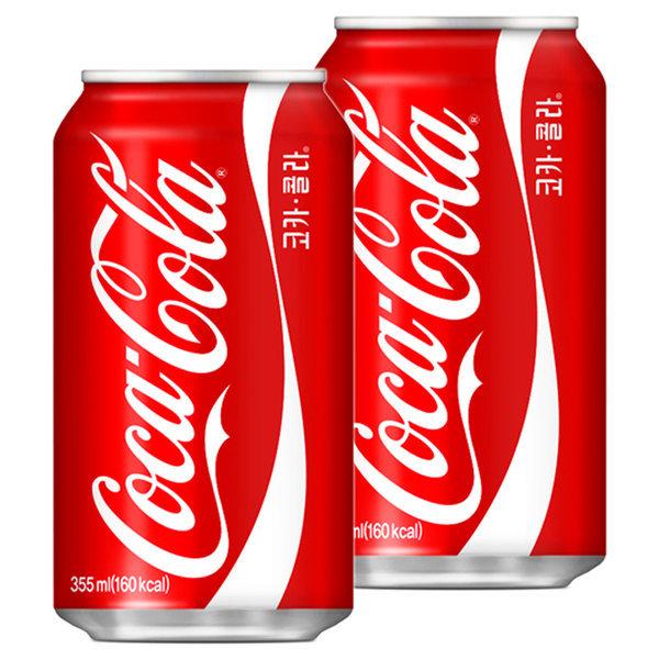 코카콜라 355ml 24캔/펩시콜라/칠성사이다/음료수 상품이미지