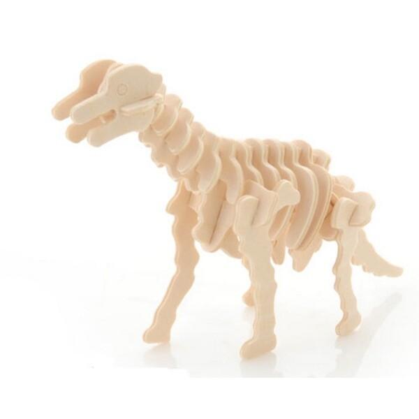 3D WOODCRAFT KIT/우드크래프트 미니브라키오/공룡 상품이미지
