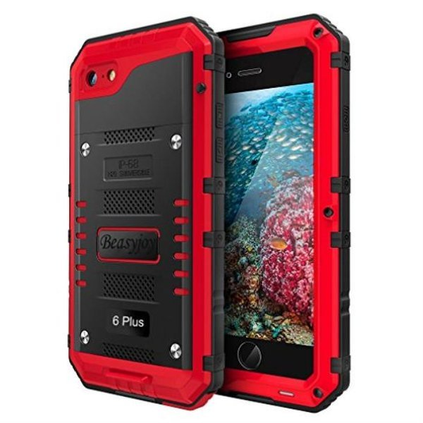 Iphone 6 Plus Case with Built-in Screen Military G 상품이미지
