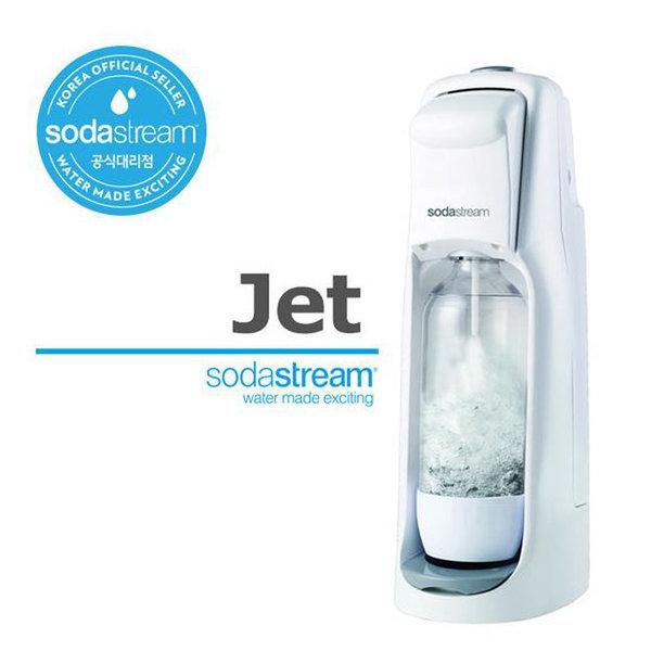 소다스트림 제트(JET) 탄산수 제조기  런칭기념 사은품 상품이미지