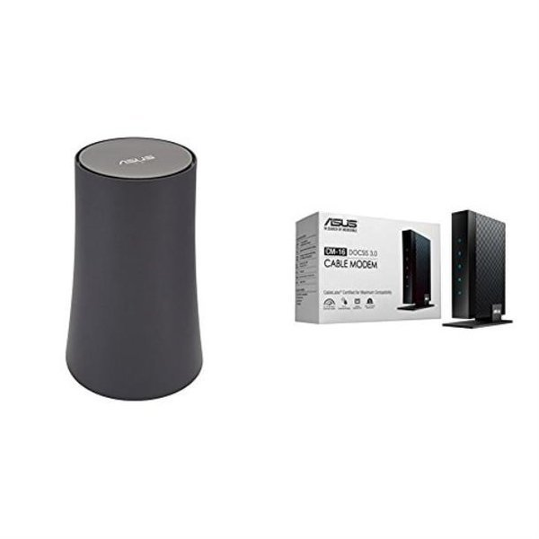 Asus AC1900 Dual band Wireless router (SRT-AC1900) 상품이미지