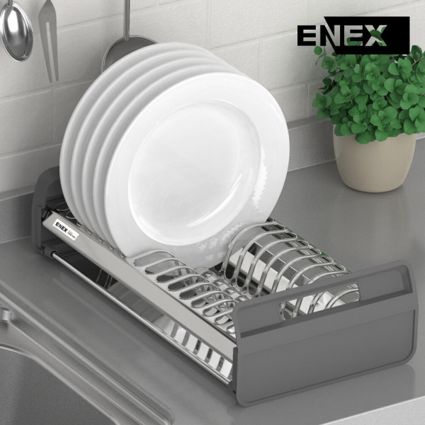 에넥스 스테인레스 접시정리대 / 접시거치대 접시꽂이 상품이미지