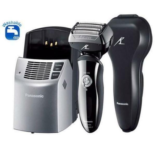 (AK몰)(파나소닉(계절소형))파나소닉전기면도기(ES-LV90) 왕복식 5헤드면도기 전자동세정 생활방수 음파세정 상품이미지