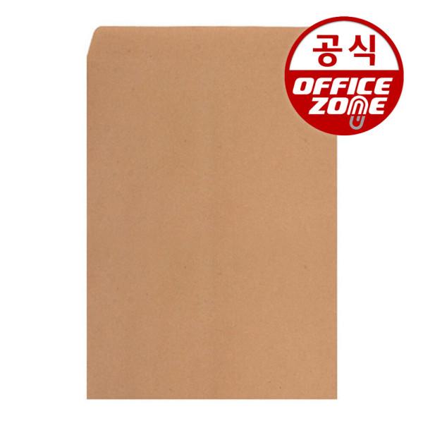 서류봉투 양면 A4 100매 각대봉투 우편 종이 봉투 상품이미지