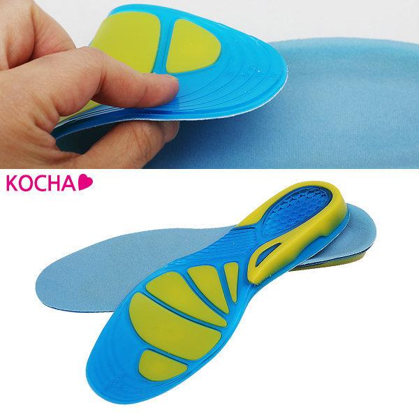 말랑 젤리 깔창 운동화 신발 인솔 고급형 젤깔창 상품이미지