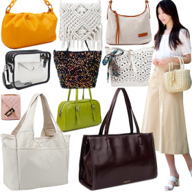 Spring new arrivals women`s bags outing bags mini tote shoulder crossbody bags