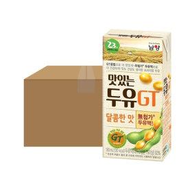 맛있는 두유 GT 달콤 190ml 24입