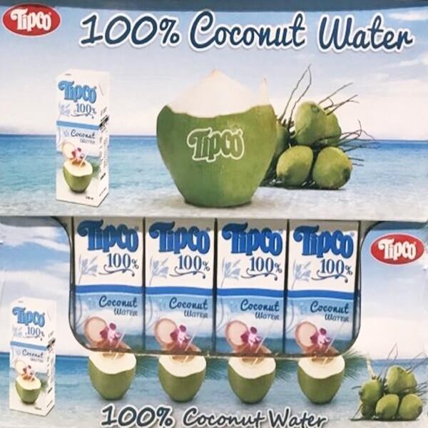New / 팁코 코코넛 워터 200mlx24개입 상품이미지