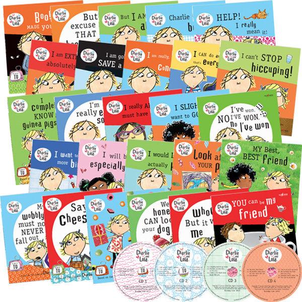 (도치맘) 찰리와 롤라 세이펜 버전 26종 + 사은품 : 세이 스마트 카드 상품이미지