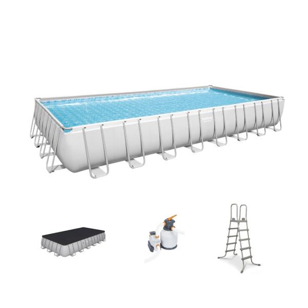 (56623)고급형 파이프 사각수영장(956x488x132cm) 상품이미지