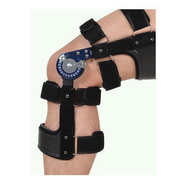 무릎보조기 ACL 전방십자인대 무릎견인기 각도조절기 상품이미지