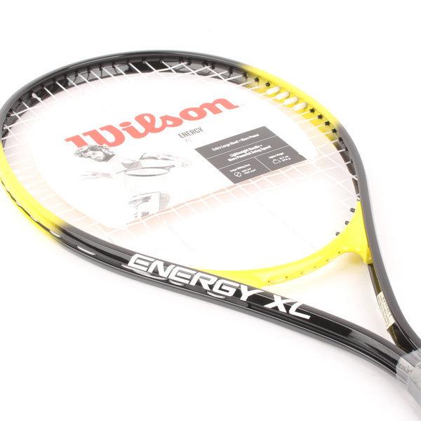 윌슨 에너지XL 테니스라켓 입문자 학교체육 교재용 상품이미지