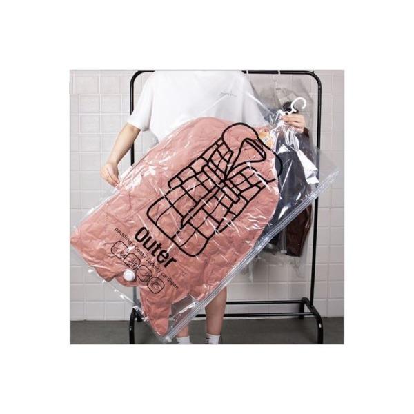 옷걸이 압축팩(대) 5매 (2244499) 상품이미지