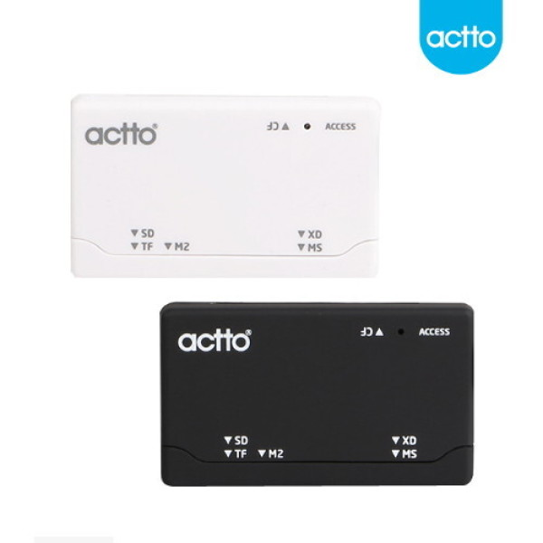actto 엑토 올인원 카드리더기 CRD-36 상품이미지