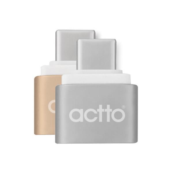 actto 엑토 미니 타입C 어댑터 USBA-05 상품이미지