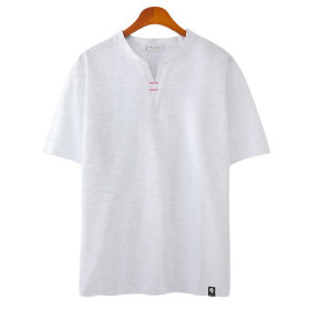 시원한 남녀 슬라브 여자 반팔티/ 커플 티셔츠 GT3151