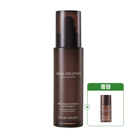 Nature Public Snail Solution Skin Booster / Dual Function