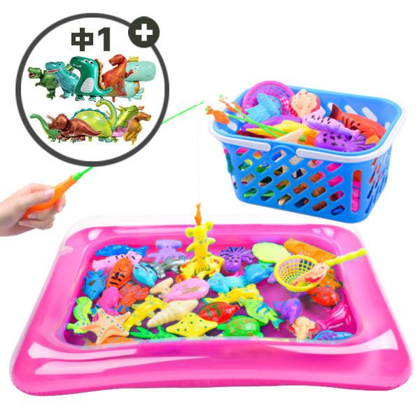 꼬마낚시왕 자석 낚시놀이 장난감 67p 교구 역할놀이 상품이미지