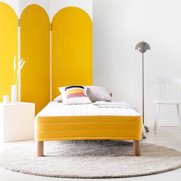 (20%+5%쿠폰)론 일체형 매트리스 침대 S 싱글침대 상품이미지