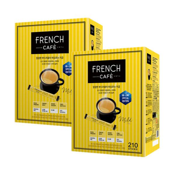 프렌치카페 카페믹스/믹스커피 200Tx2 (400T) 상품이미지