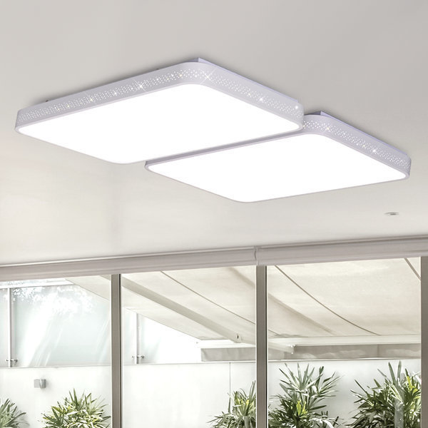 플랜룩스 이븐 LED거실등 100W 국산 LED조명 상품이미지