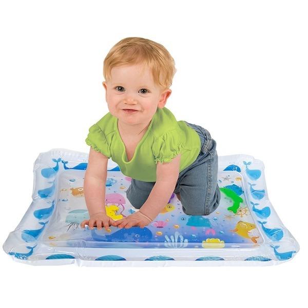 리틀히어로 플레이 워터매트 감각놀이 아기 장난감 +증 상품이미지