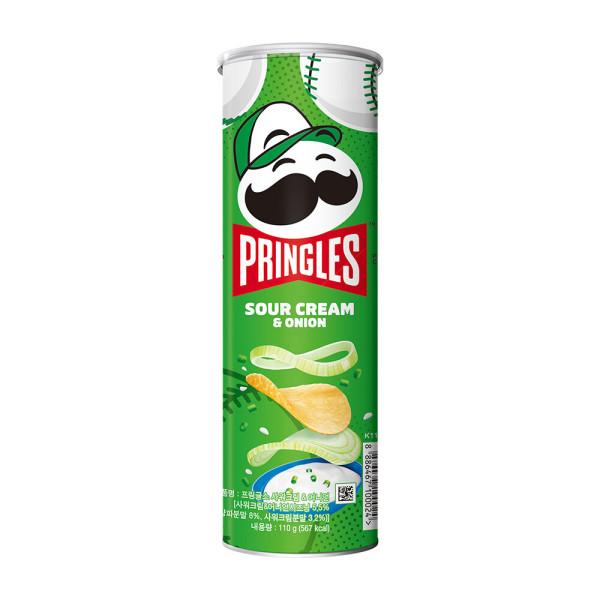 프링글스 양파맛 110g 상품이미지