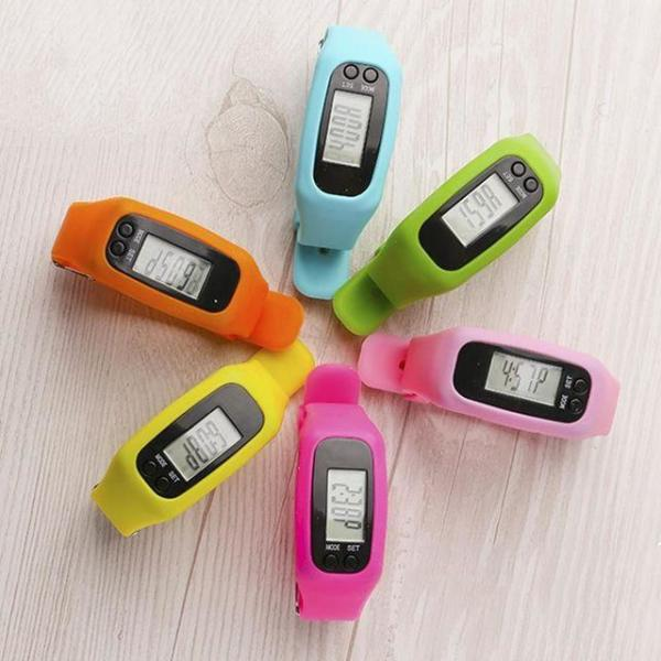 칼로리 손목시계 젤리시계 패션손목시계 상품이미지