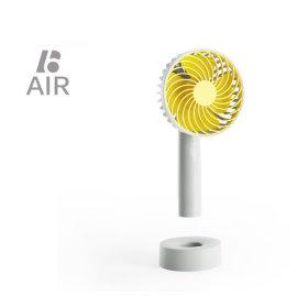BrilL 포터블미니팬 AIRmini 휴대용 미니선풍기 옐로우