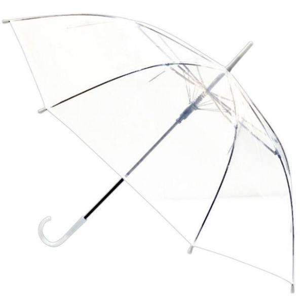 55 일회용 우산 투명 상품이미지