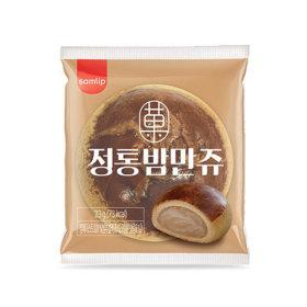 삼립 정통밤만쥬 23gx50입