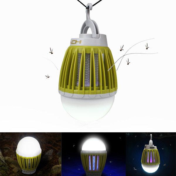 마하 모기퇴치 램프 모기퇴치기 랜턴 캠핑용품 해충 상품이미지