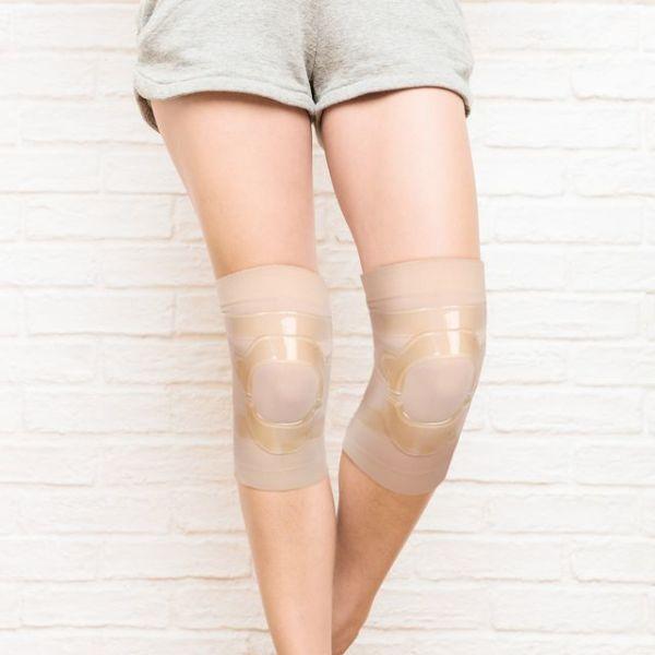 실리콘 테이핑 무릎보호대 상품이미지