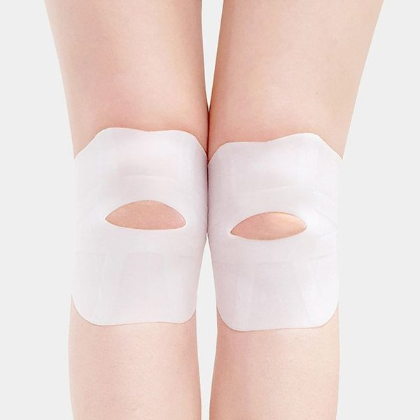무릎통증 아대 실리콘 무릎보호대 상품이미지