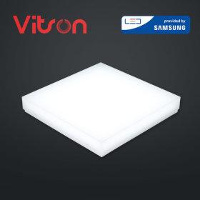 샤이닝 LED방등 60W 안방등 조명 플리커프리 삼성칩