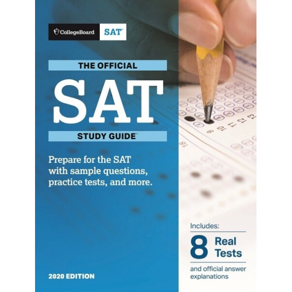 Official SAT Study Guide 2020 Edition 상품이미지