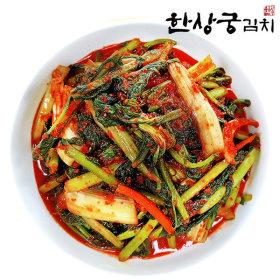 아삭 열무김치 4kg/HACCP/김치/반찬 100% 국산