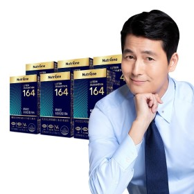정우성 루테인지아잔틴164 6박스(6개월분) 눈영양제
